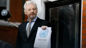 Assange: This Is a Victory!