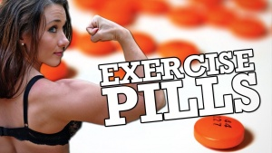 Pills Instead of Exercise?