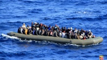 More than 100,000 Immigrants Came to Italy