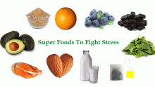 5 Stress relief food