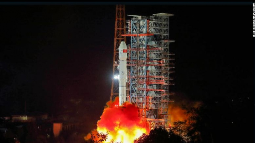 China Prepares For New Space Race