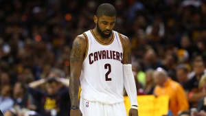 Kyrie Irving Out of Cleveland ?