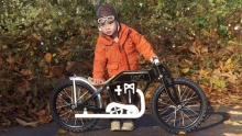 Balance Bike - the Right Choice for a First Bike