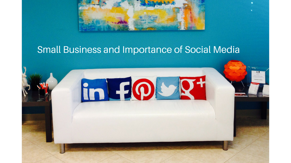 the importance of socialization in small Social media, apart from bringing people closer to each other, has proven to be a vital factor for the growth of various industries and organisations most businesses in the modern world, are.