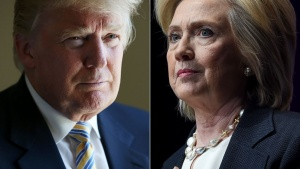 US election 2016: Trump and Clinton win New York