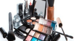 Cosmetics with toxic substances