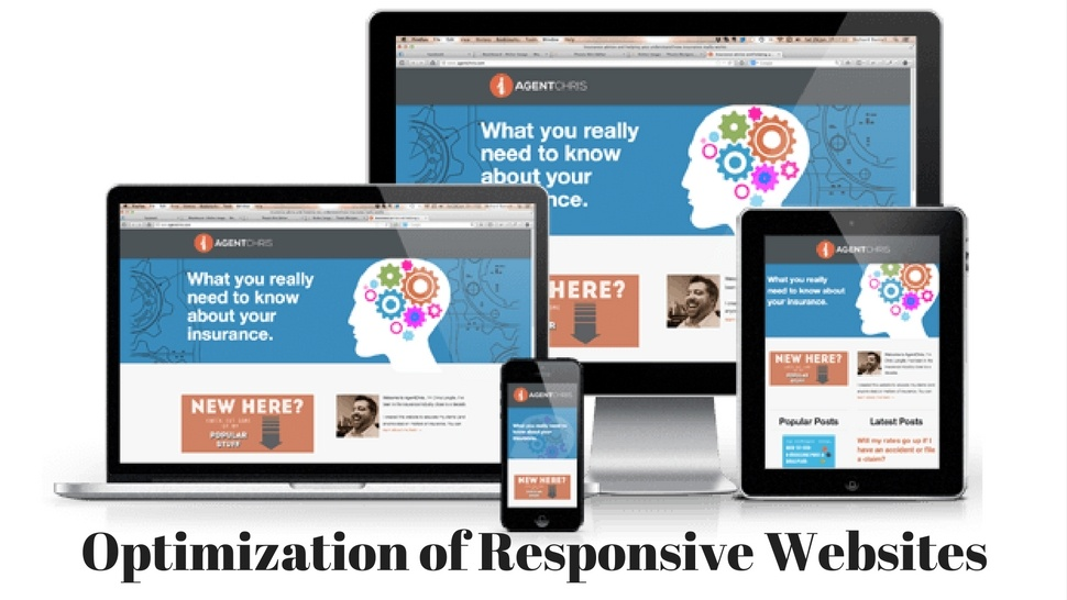 Optimization of Responsive Websites