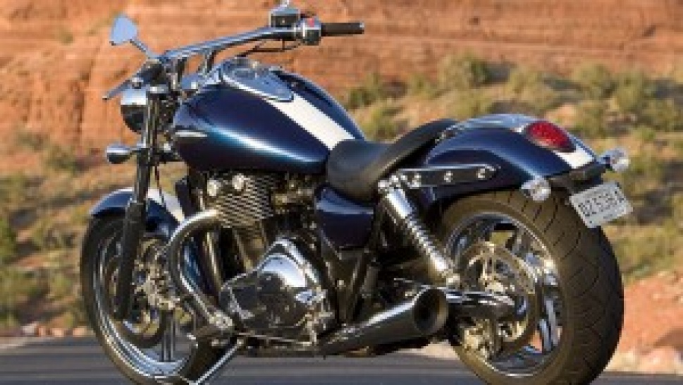 Best Of Custom Bikes Triumph Thunderbird Article Glbraincom