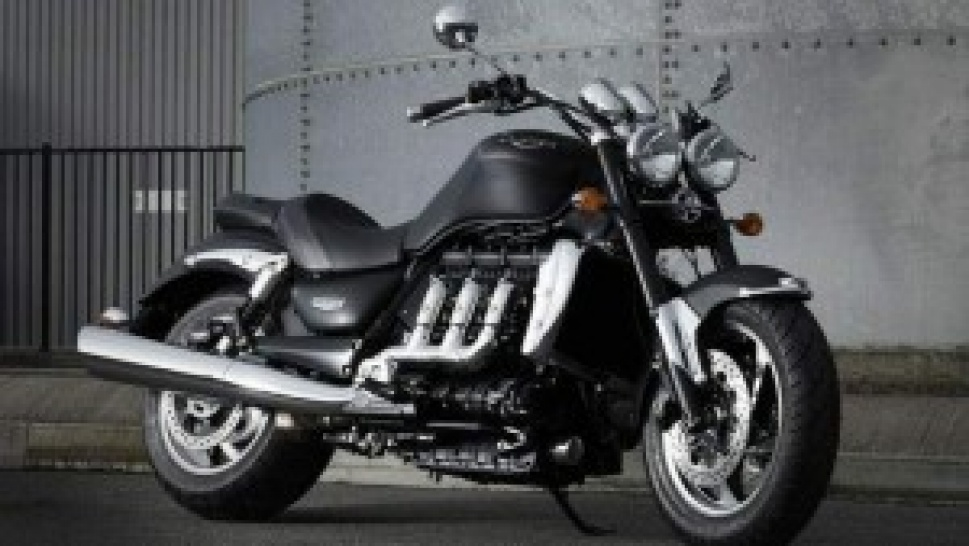 Best of Custom Bikes: Triumph Rocket III Roadster - Article ...