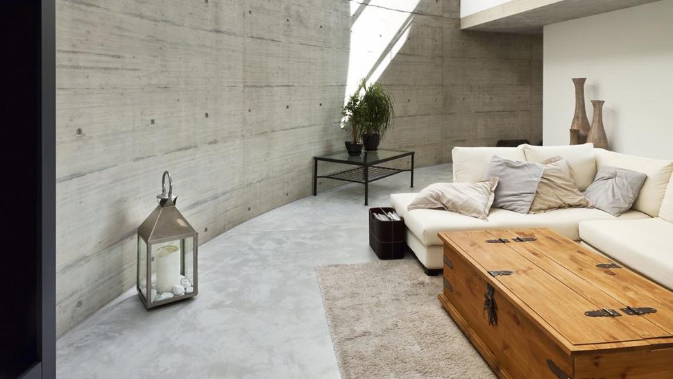 gegossene betonb den faszinierende m glichkeiten f r boden und wand lopinion. Black Bedroom Furniture Sets. Home Design Ideas