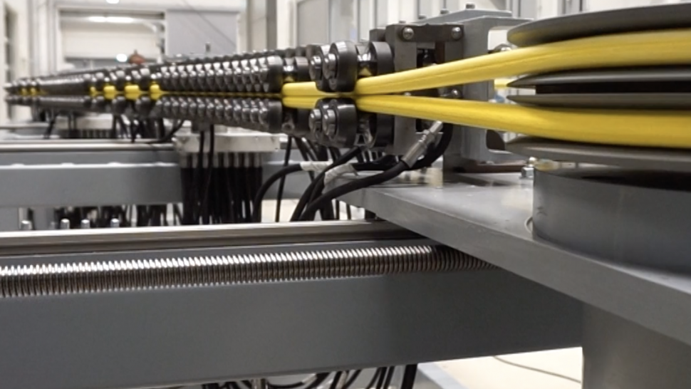 The Rope Stretch Technology for Biax Film Machines explained in Detail