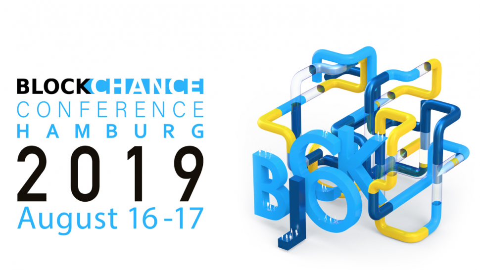 Meet GLBrain at the Blockchance Conference Hamburg 2019