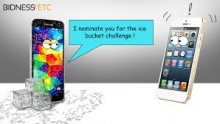 ALS Bucket Challenge and Samsung