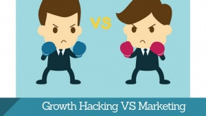 Growth Hacking VS Marketing