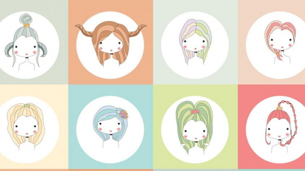 What Is Hairstyle For Your Zodiac Sign Article Glbrain