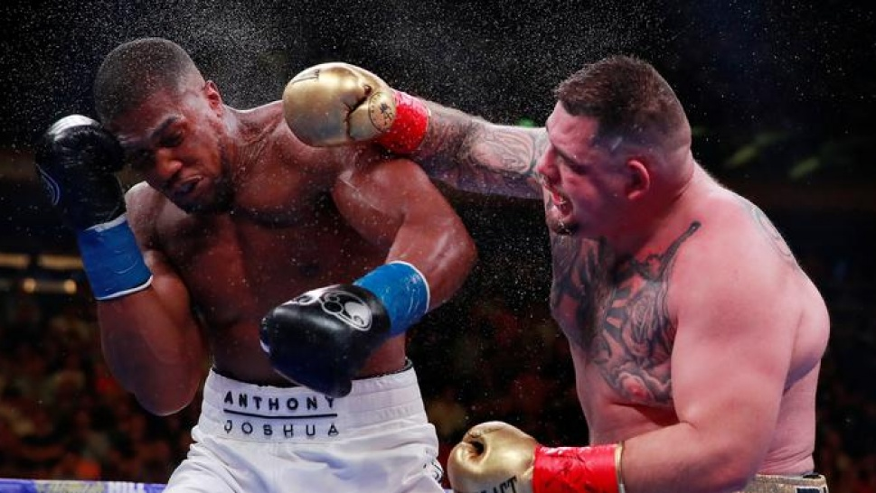 Andy Ruiz Jr Wins Against Anthony Joshua