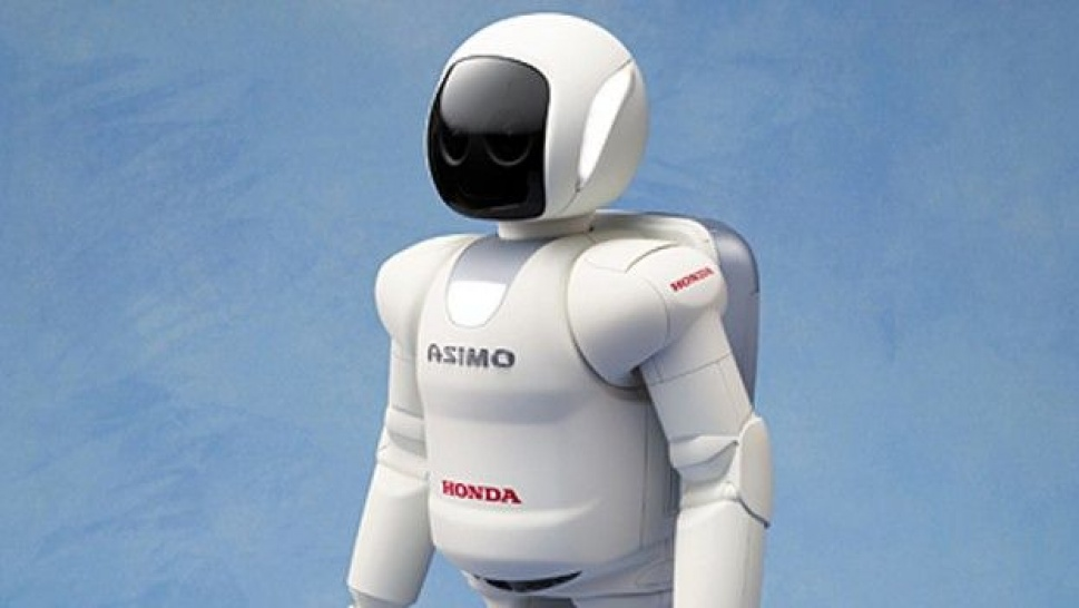 New ASIMO Robot from Honda - Glopinion - GLBrain com